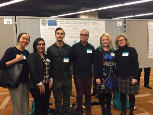 SRNT poster session picture
